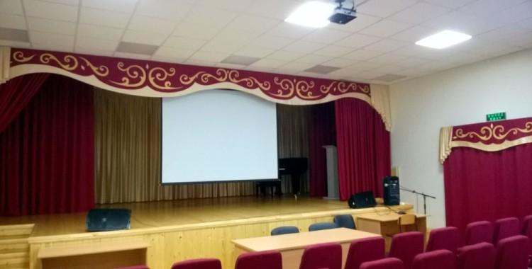 Молодежный православный форум в Дрожжаном