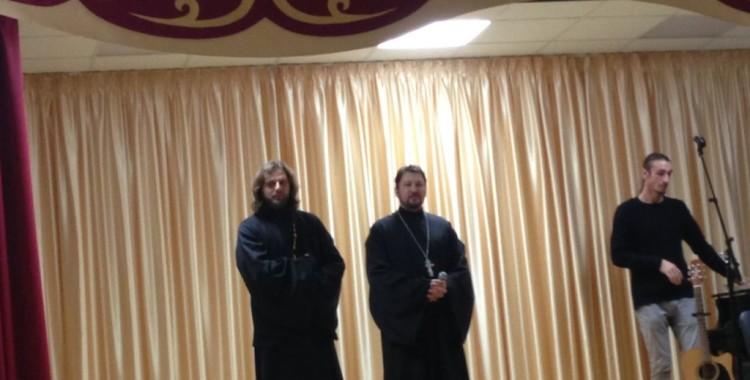 Cостоялся православный молодежный творческий форум в Дрожжаном